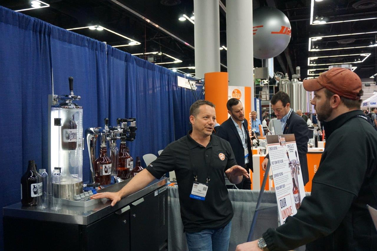 Craft Brewers Conference & BrewExpo America: PET is growing fast!